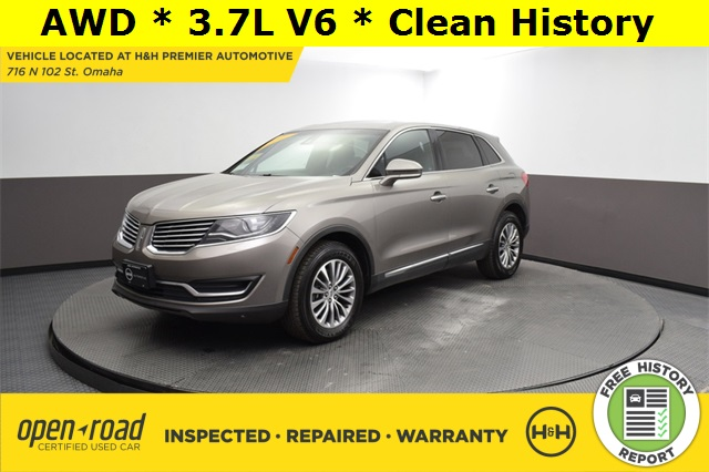 Pre Owned 2016 Lincoln Mkx Select