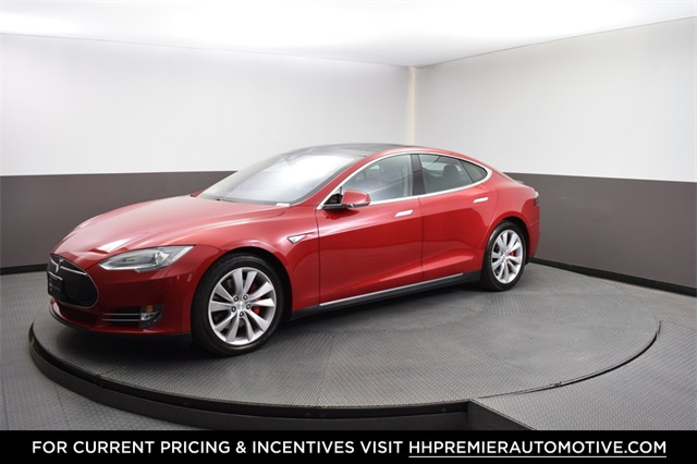 Pre-Owned 2015 Tesla Model S P85D