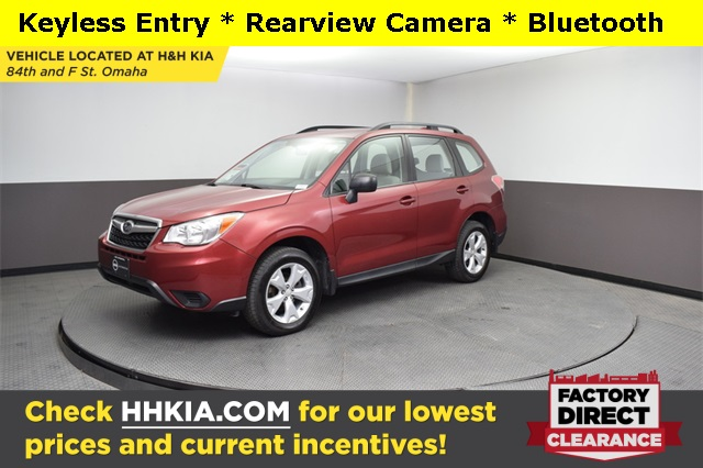 Pre-Owned 2016 Subaru Forester 2.5i