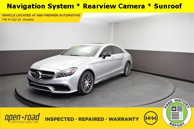 Pre-Owned 2018 Mercedes-Benz CLS CLS 63 S AMG®
