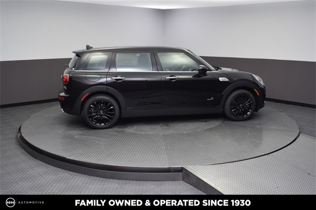 New 2019 Mini Clubman Awd Iconic In Omaha 420058 Mini Of Omaha