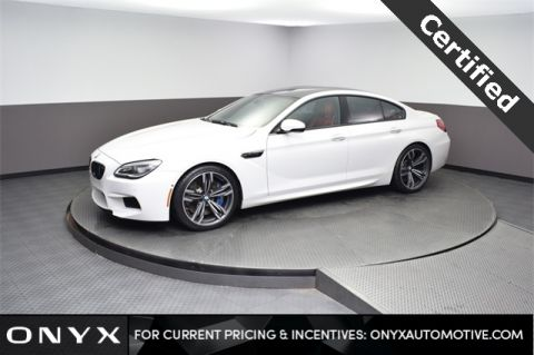 Pre-Owned 2016 BMW M6