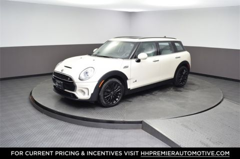 Certified Pre-Owned 2017 MINI Cooper S Clubman