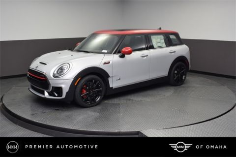 New 2019 MINI John Cooper Works Clubman
