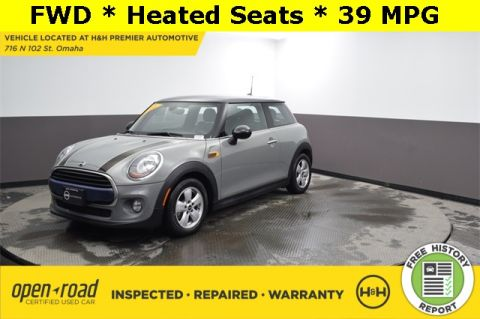 Pre Owned 2016 Mini Hardtop 2 Door Cooper 2d Hatchback In Omaha D13159a Of
