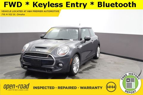 Pre Owned 2016 Mini Cooper S